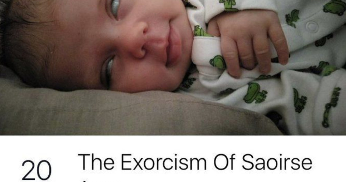 Dad Hilariously Pissed Off His Wife After He Invited People To His Daughter's 'Exorcism'