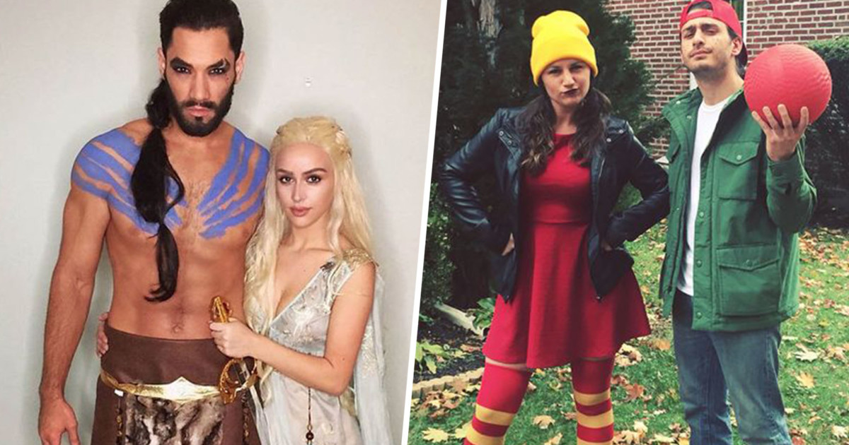 21 of the best couple halloween costumes for you your bae page 2 of 4 yesplz