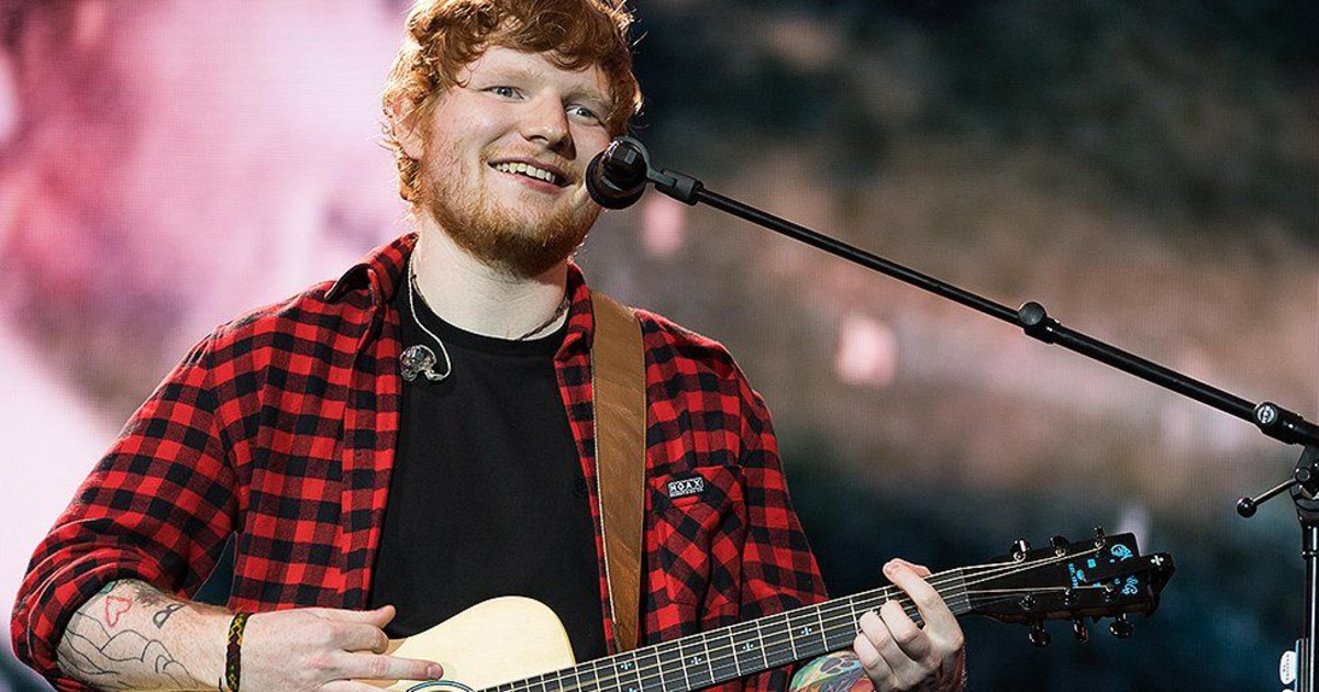 Ed Sheeran Announces A New Duet Is Dropping Tonight–And We're All About It
