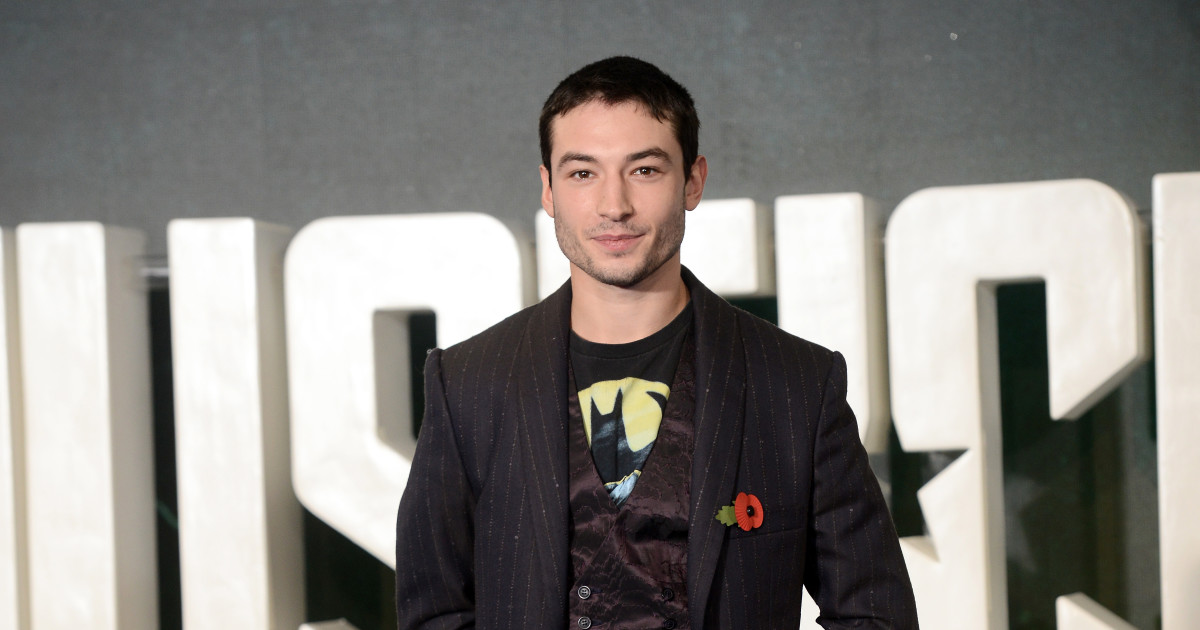 Ezra Miller Was Actually Told 'Coming Out' Was A Huge 'Mistake'