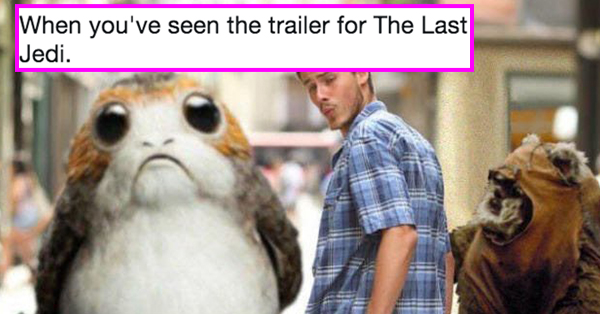 21 Times The Internet Roasted 'Star Wars' Like It Was Darth Vader's Corpse