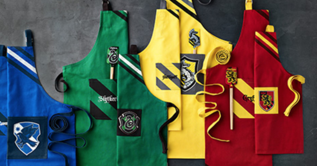 Williams Sonoma Releases 'Harry Potter'-Themed Line, And We're Suddenly In The Mood To Cook