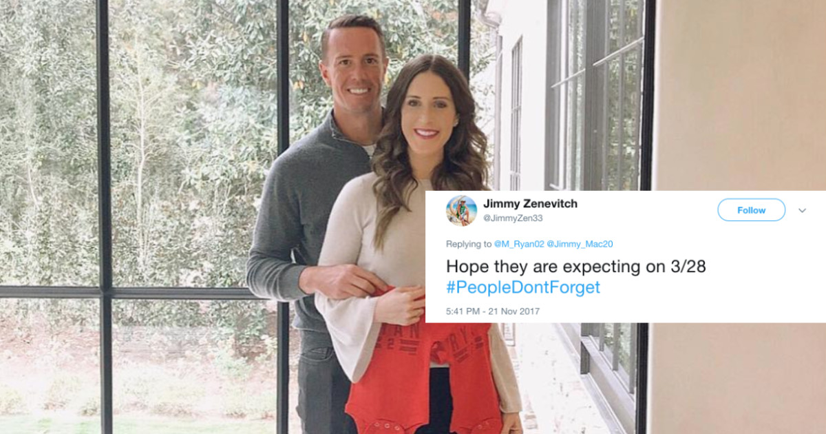 Football Player Announces He's Going To Be A Dad–And Sports Fans Roasted Him