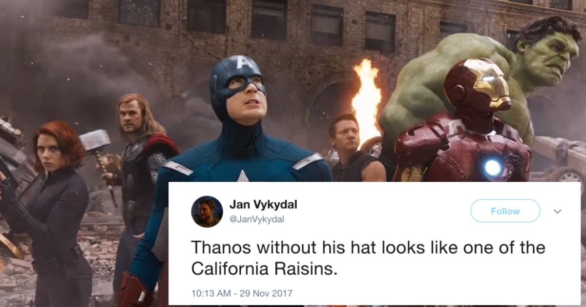People Are Deeply Upset About How Thanos Looks In The New 'Avengers' Trailer