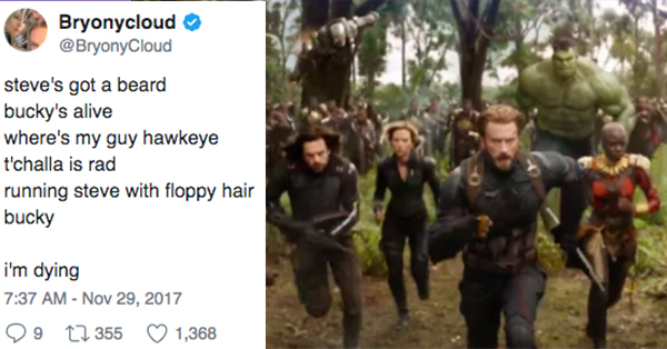 The New 'Avengers' Trailer Just Hit The Internet—And People Are Going Berserk