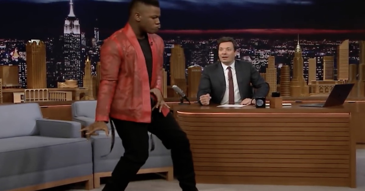 Daisy Ridley Has A Surprise Request For John Boyega–And He Obliges In The Best Way