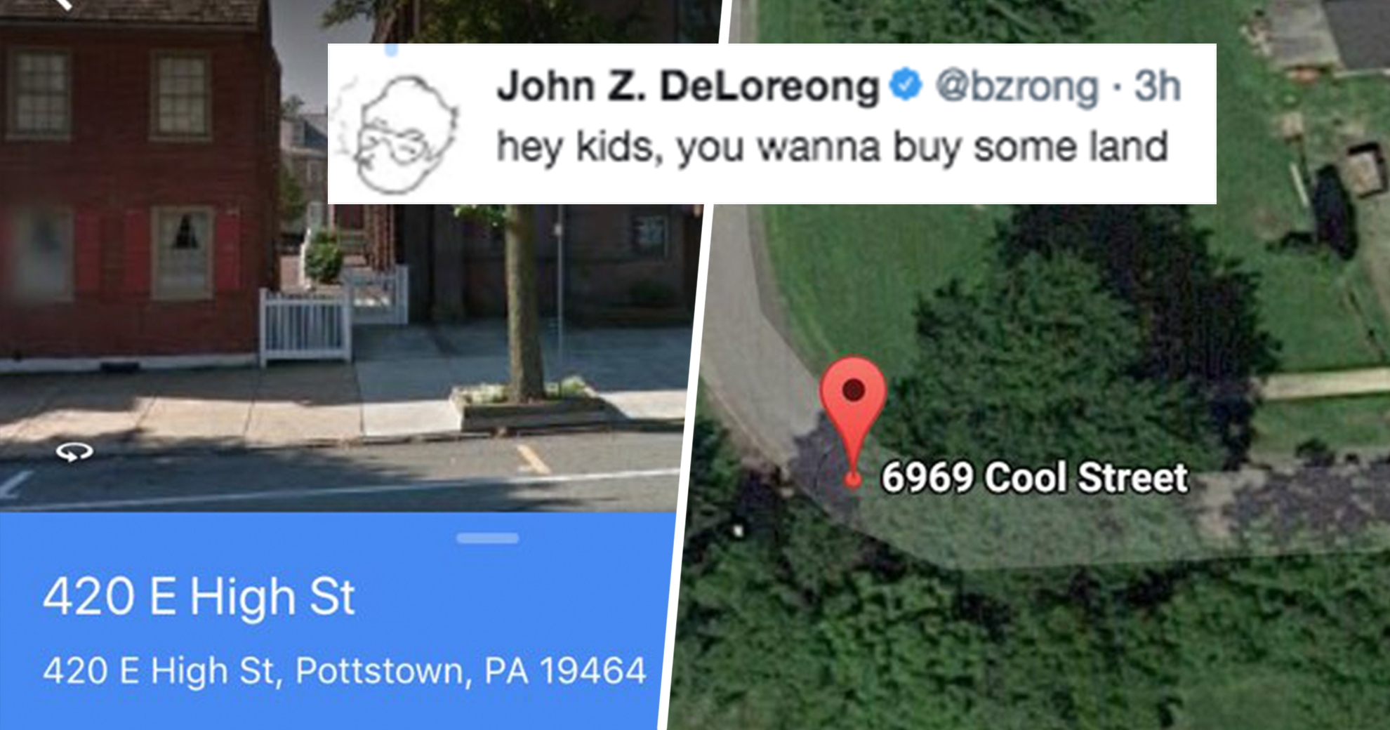 Immature People In The Market To Buy Some Property Are Getting A Kick Out Of These Addresses