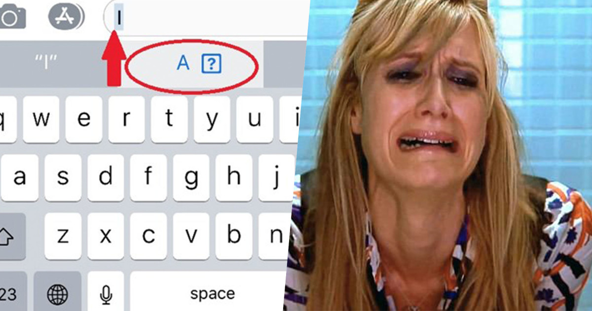 People Are Super Pissed Over The Latest iPhone Bug When You Type The Letter 'I'