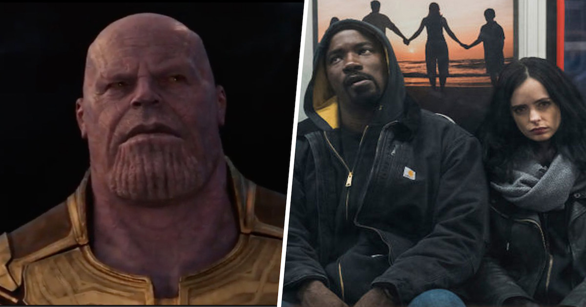 It's Unclear How 'Avengers: Infinity War' Will Affect Marvel's Netflix Shows–But Twitter Is Placing Their Bets