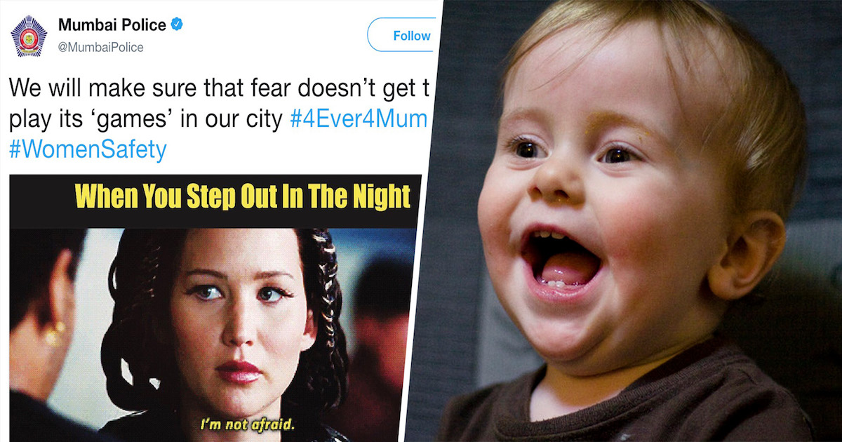 Police Department Twitter Uses Flawless Memes For Announcements–Becomes Internet Hero