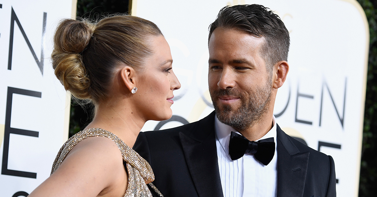 Ryan Reynolds Just Trolled Blake Lively On Instagram–And We Can't Wait For Her Response