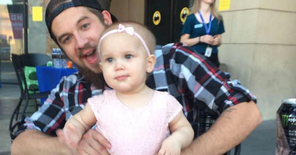 Single Dad's Story Of Raising His 1-Month-Old Daughter Alone Will Make You Bawl Like A Baby