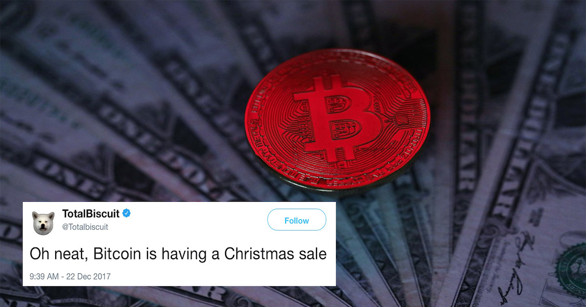 The Value Of Bitcoin Just Took A Major Hit—And People Are Very, Very Concerned