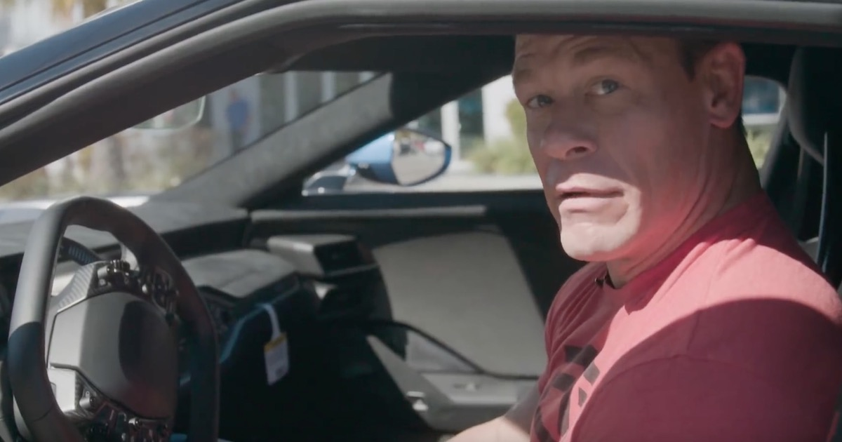 WWE Superstar John Cena Is Being Sued By Ford–And It's Not A Small Matter