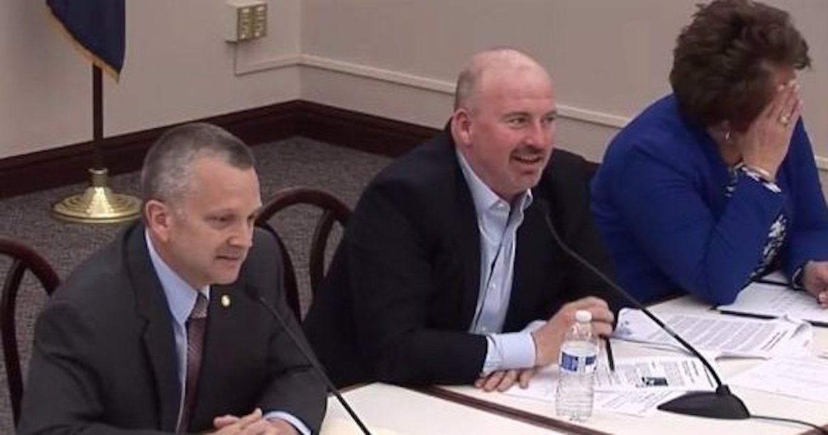 Pennsylvania Lawmaker Gets Touched On Arm By Colleague–Responds With Homophobic Remark