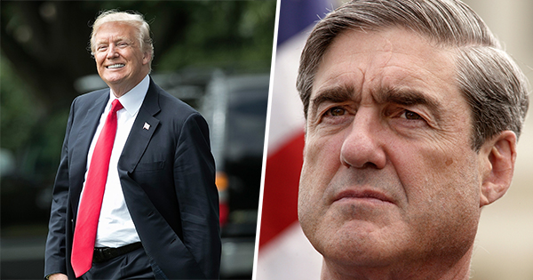 Trump's Lawyers Have A Plan To Stop Robert Mueller— We Hope It Doesn't Work
