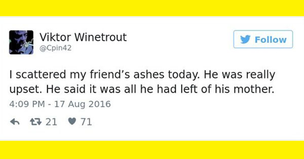23 Hilarious Tweets With Endings No One Sees Coming