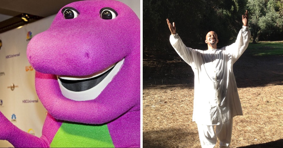 The Guy Who Played 'Barney' Has A New Job As A Tantric Sex Guru, And We All Might Need A Minute