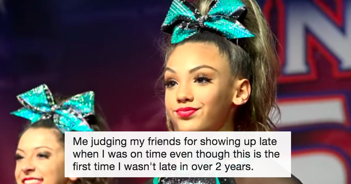 The 'Smug Cheerleader' Is The New Meme To Satisfy Your Petty Side