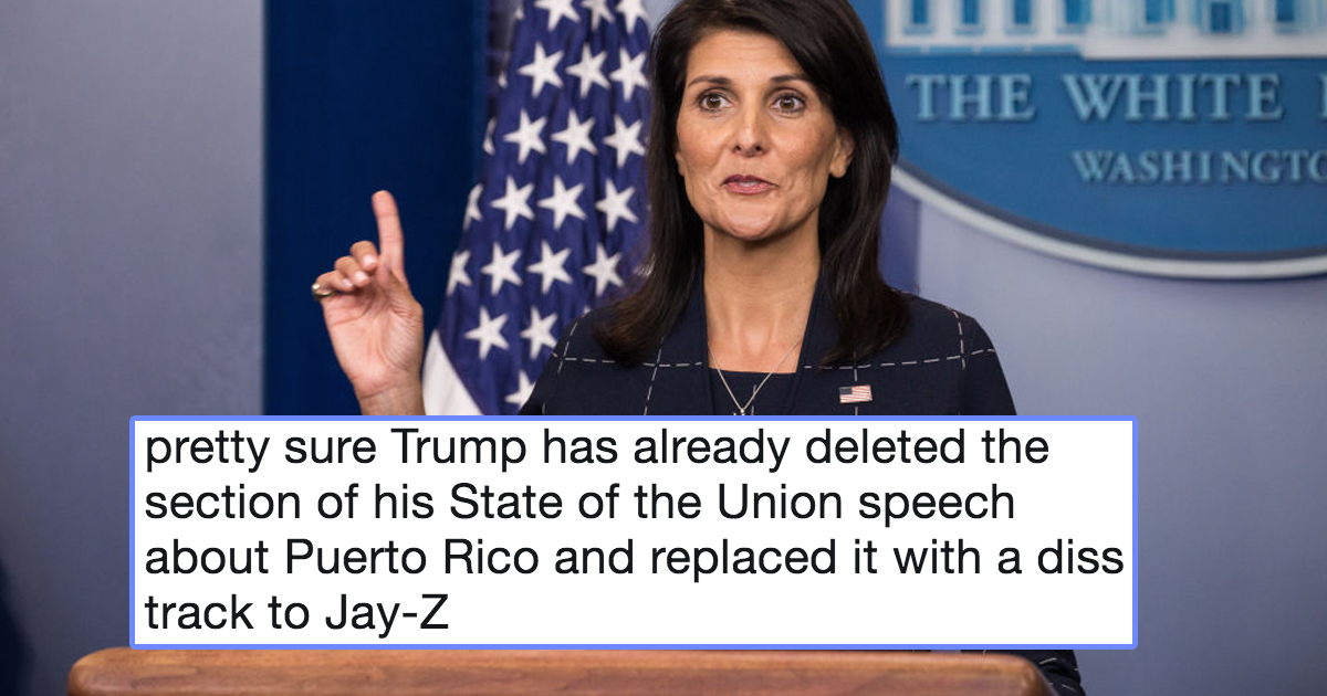"""Trump Official Gets Hilariously Savaged For Her Tweet That Music Shouldn't Be """"Political"""""""