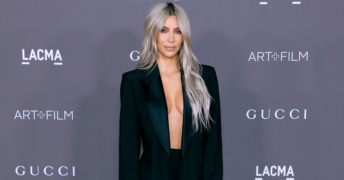 Kim K's Response To Being Called 'Self-Absorbed' Is Perfection