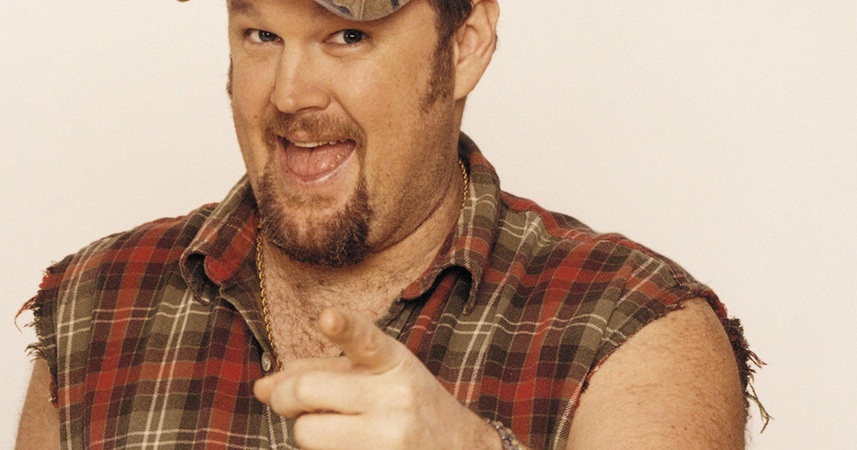 Larry The Cable Guy Tries To Reason With An Alt-Right Guy About Religion—And Twitter Is In Awe