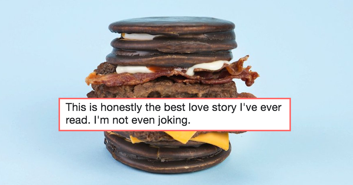 Wendy's And MoonPie Are Flirting On Twitter, And They Should Probably Get A Damn Room
