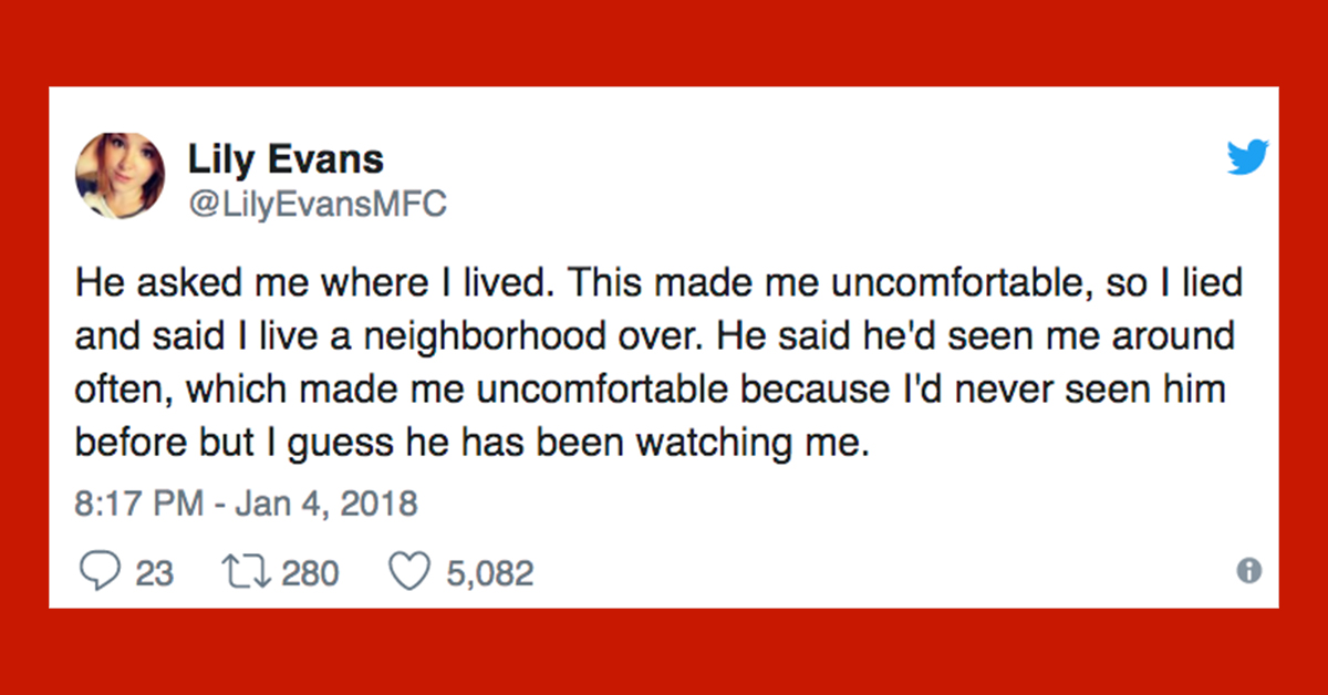 This Woman's Terrifying Viral Dog-Walking Story Explains Why It's Ok To F*ck Politeness