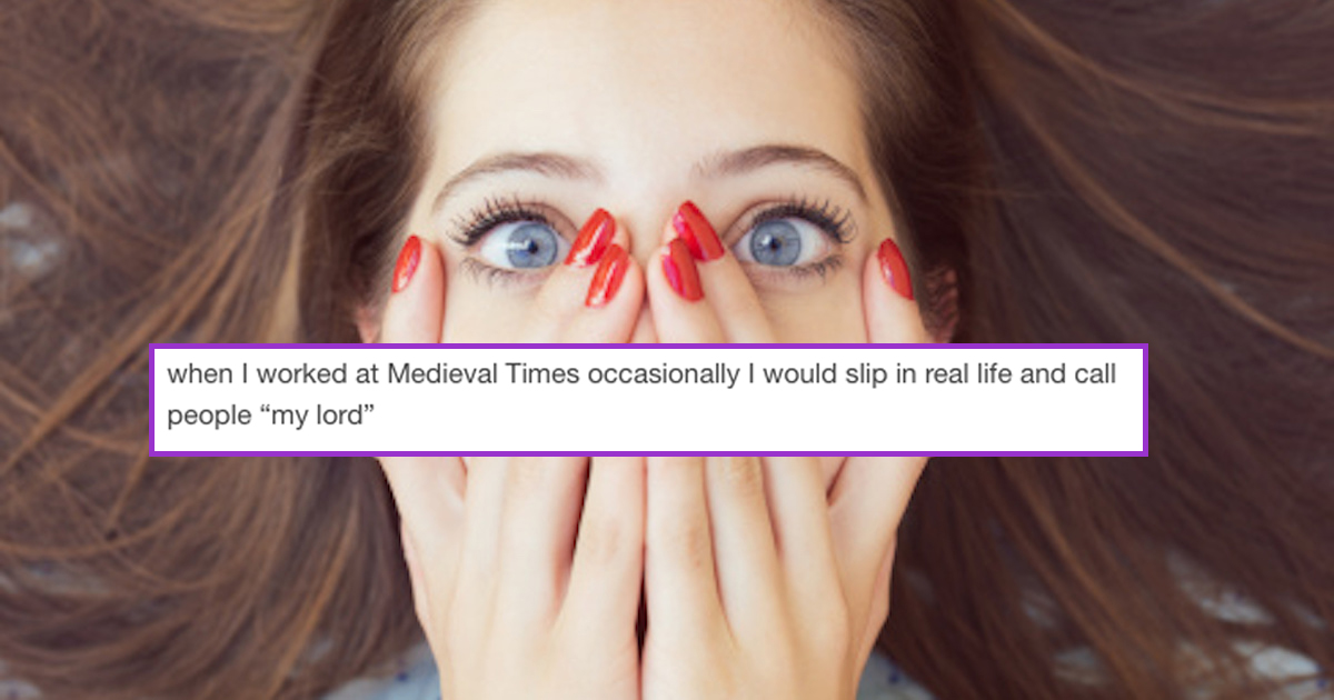 People Are Sharing The Embarrassing Moment They Realized Work Had Melted Their Brain
