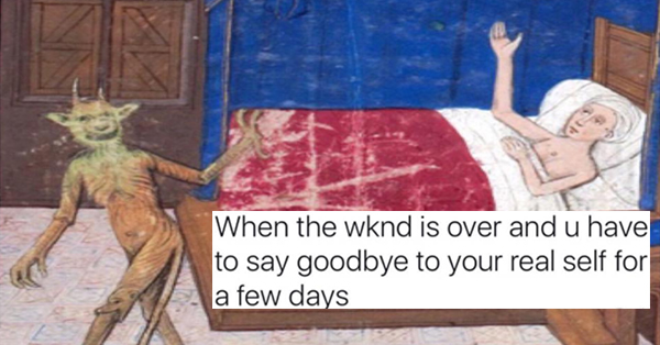 50+ Art History Memes You're Gonna Want To Screenshot And Save On Your Phone