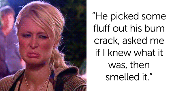 17 Horrifying First Date Stories You Should Only Read If You Never Plan On Dating Again