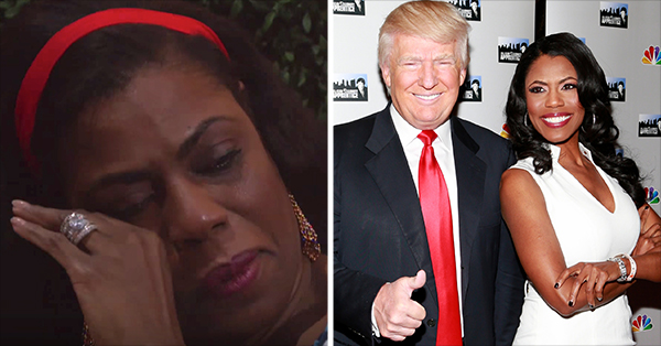 Former Trump Aide Omarosa Is On 'Big Brother' Warning People 'It's Not Going To Be OK'