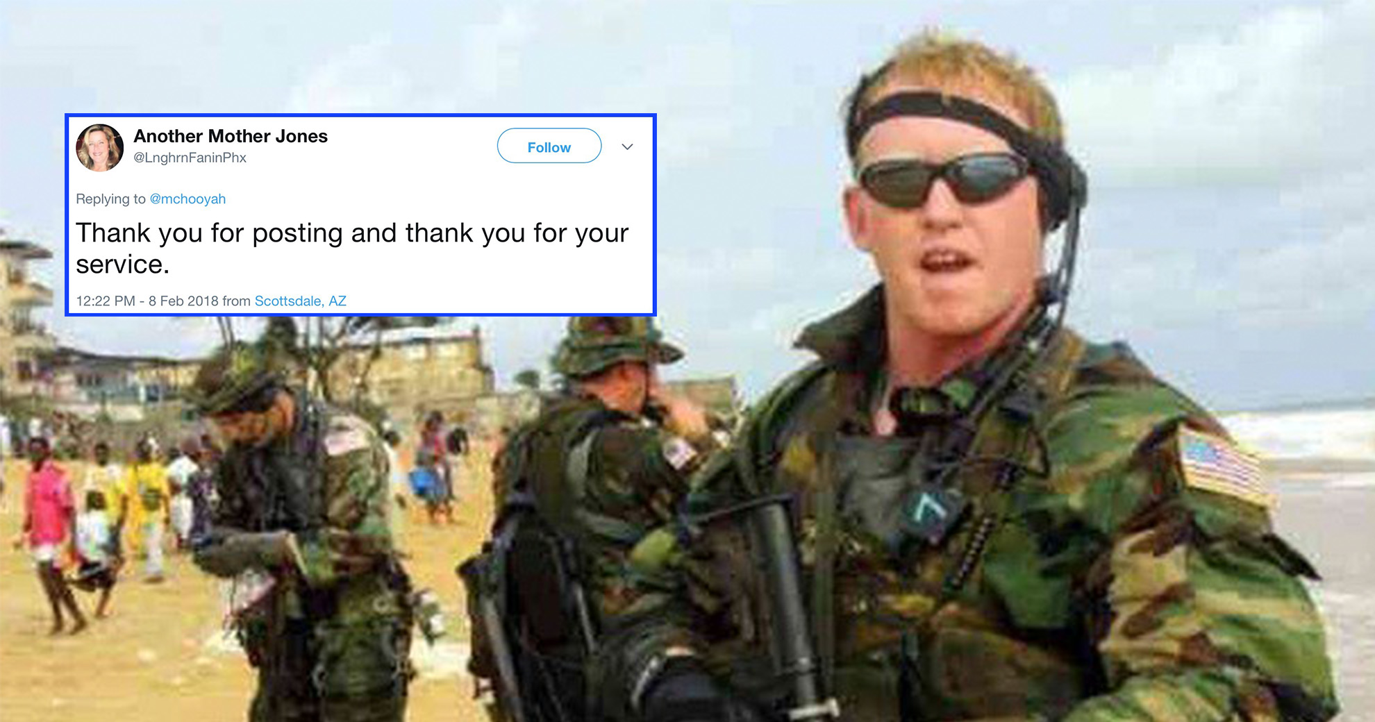 The Navy SEAL Who Killed Bin Laden Just Responded To Trump's Military Parade Idea