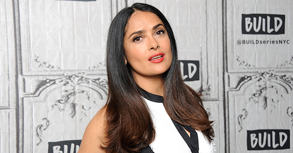 Salma Hayek Finally Opens Up About Harvey Weinstein Abuse, Says He Promised To Break Her Kneecaps