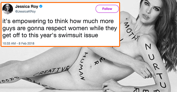 People Are Pissed Sports Illustrated 'Hijacked' #MeToo With Their Nude Spread