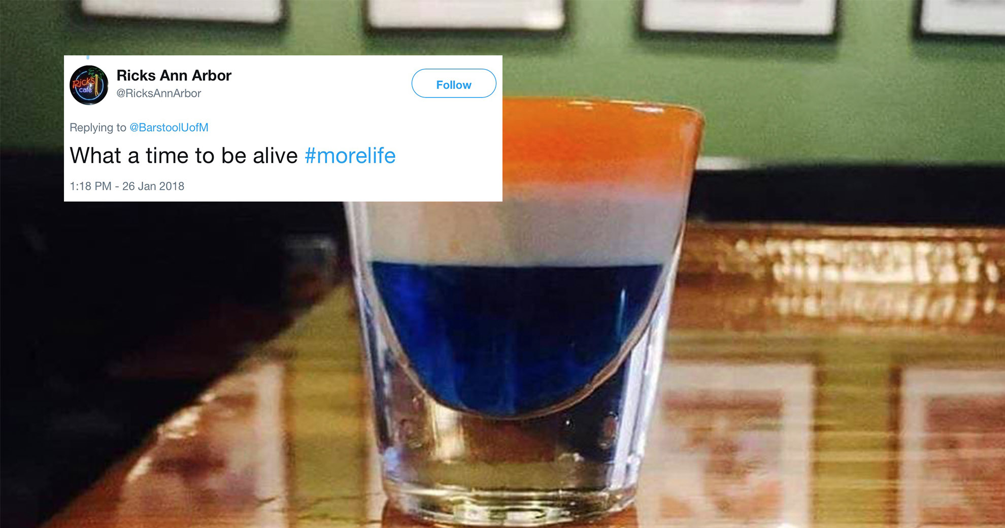 New York City Bar Is Now Making Tide Pod Shots—And There's No Coming Back From This
