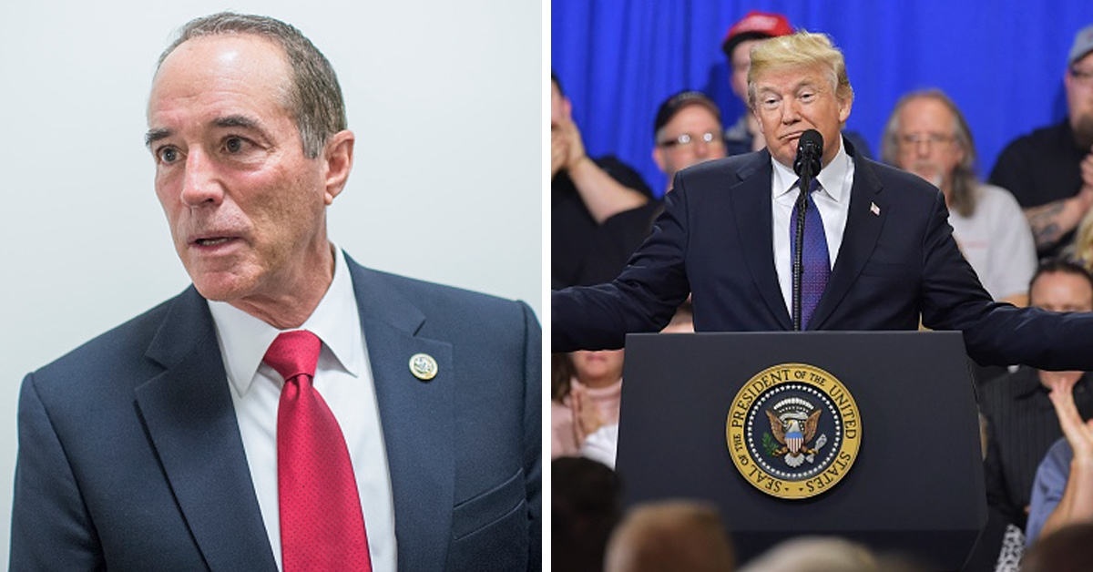 Trump Was Right To Call Democrats 'Treasonous' For Not Applauding His SOTU, According To GOP Congressman