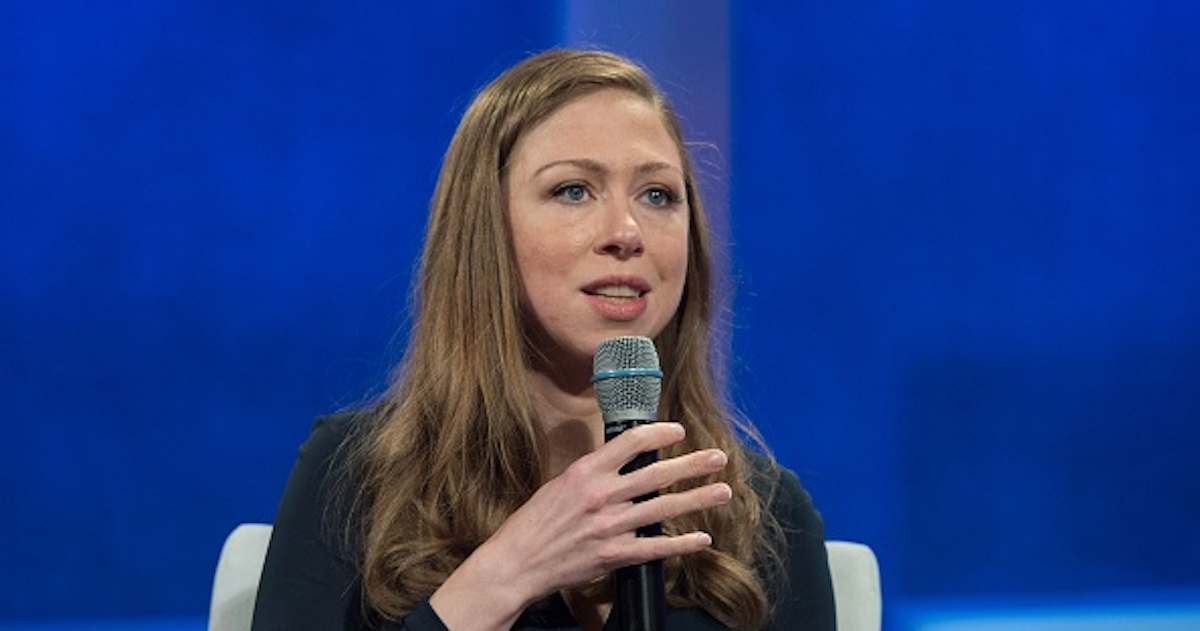Chelsea Clinton Just Defended Donald Trump Jr.'s Kids Amidst Divorce Report