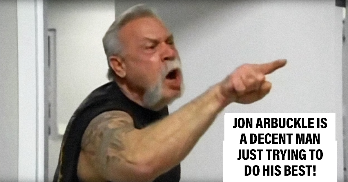 The Angry 'American Chopper' Meme Is The New Meme You Should Invest In