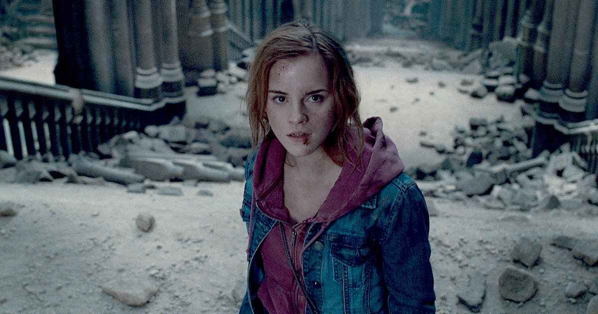 Just 16 Times Hermione Granger Saved Everyone's Butt
