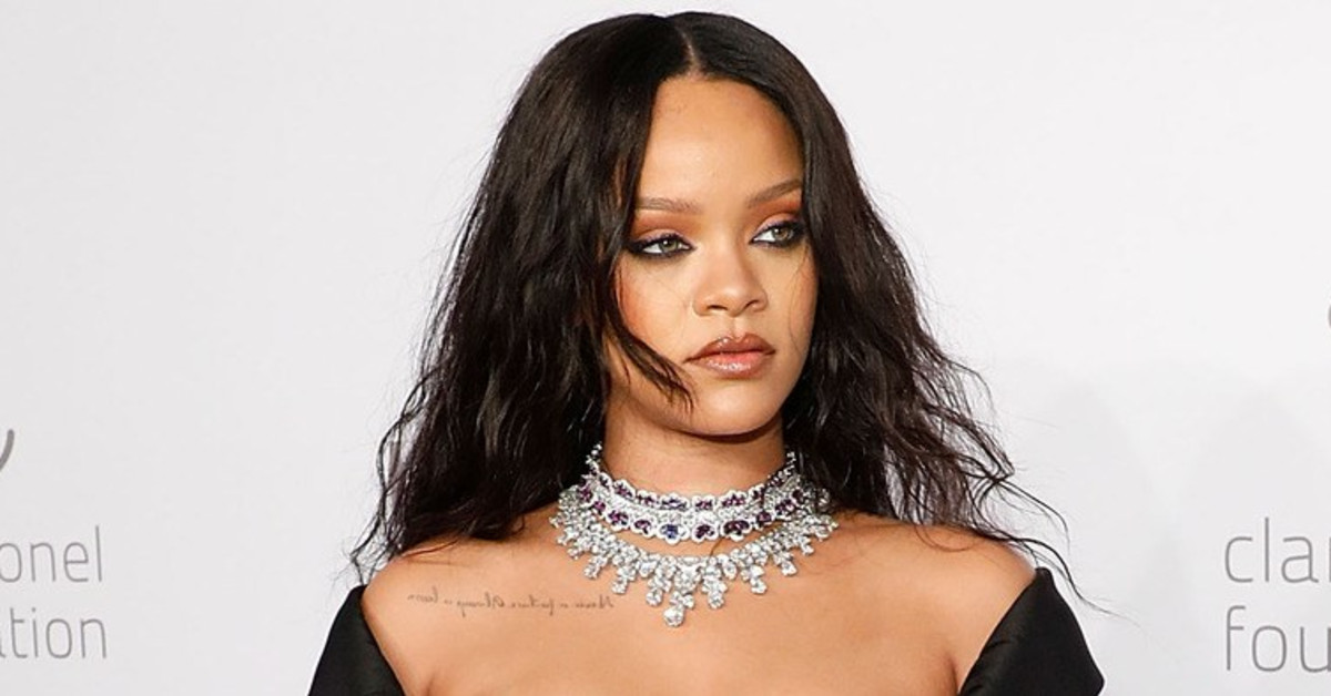 Rihanna Just Dragged Snapchat For Disgusting Ad That Mocks Domestic Violence Victims