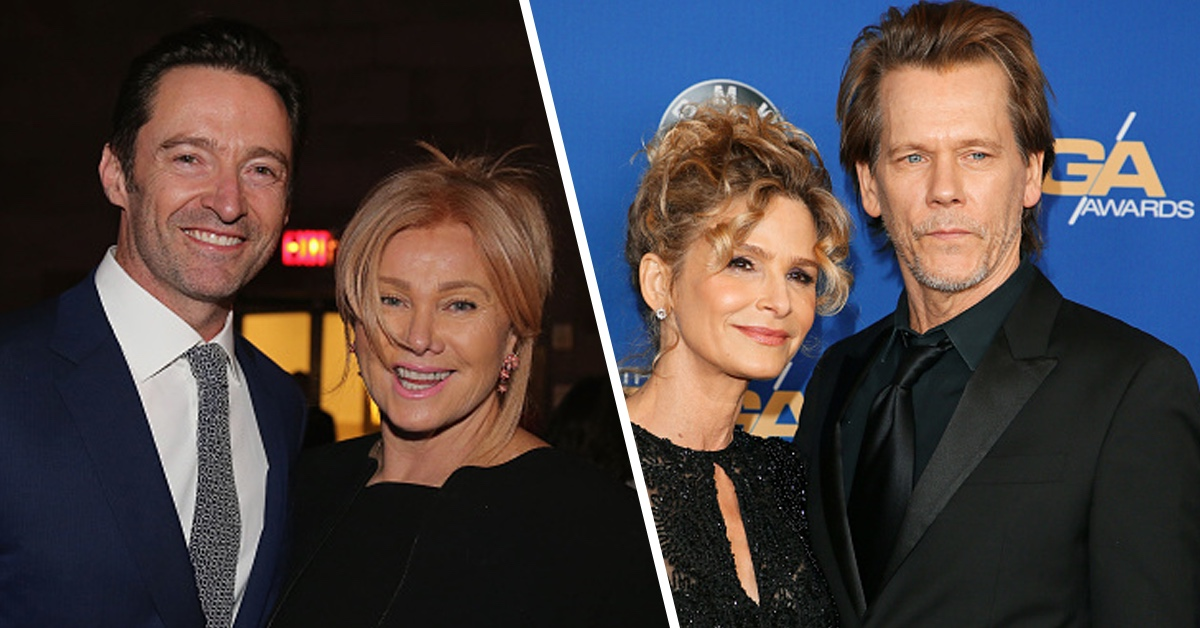 13 Celebrity Couples That Prove True Love Can Still Stand The Test Of Time