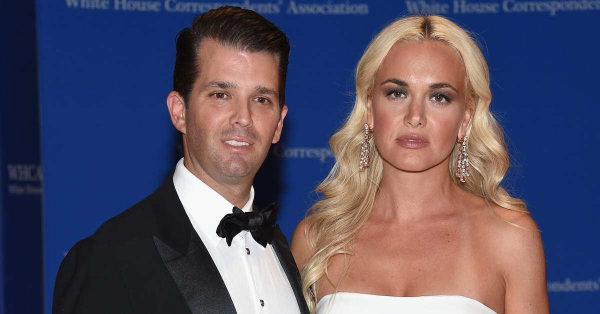 Donald Trump Jr.'s Wife Is Reportedly Divorcing Him Over His Insane Twitter Behavior
