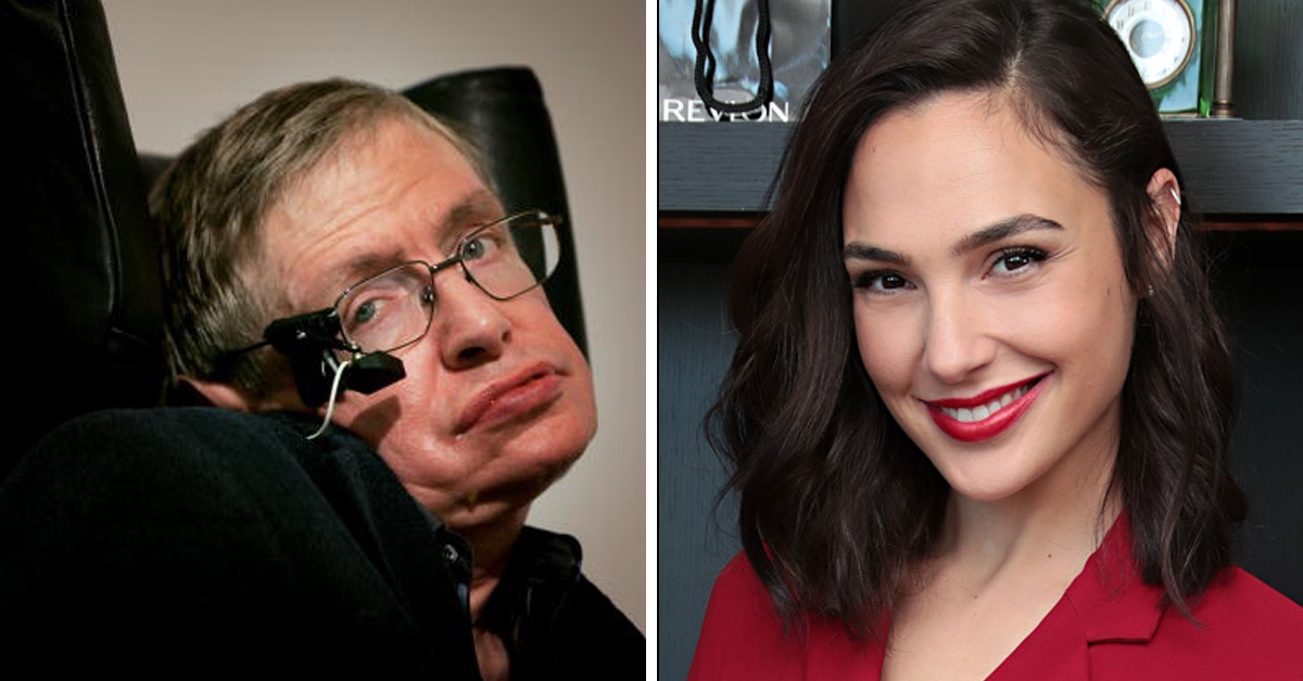 People Are Calling Gal Gadot's Tribute To Stephen Hawking 'Insensitive'
