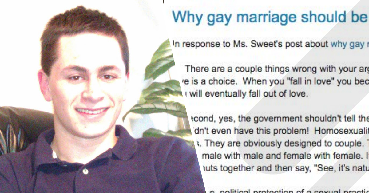 Blog Posts Reveal Austin Bomber Was An Anti-Gay Rights Conservative Christian