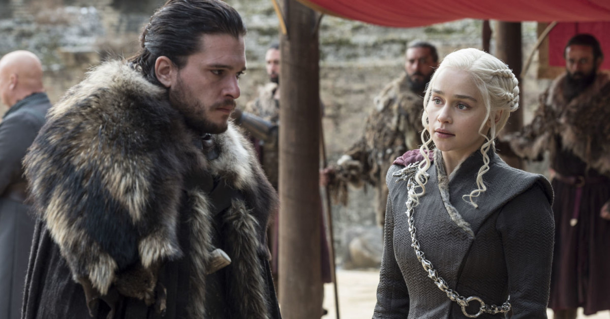 An HBO Executive Shared Some Juicy Details About The 'Game of Thrones' Finale And Multiple Characters Die