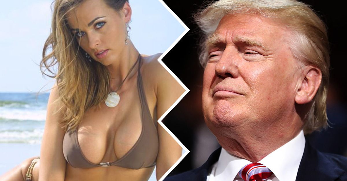 Ex-Playboy Model Sues So She Can Talk About Her Alleged Affair With Trump