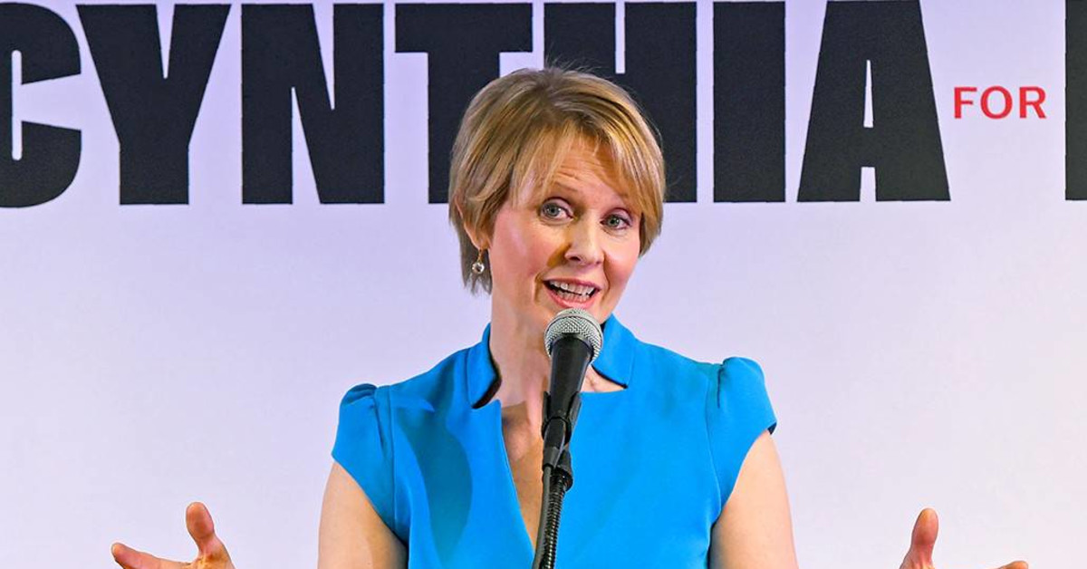20+ Hilariously On-Point Tweets About Cynthia Nixon Running For Office