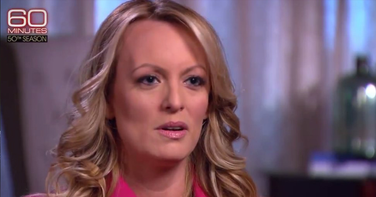 Stormy Daniels Reveals Her Daughter's Life Was Threatened After One-Night Stand With Trump