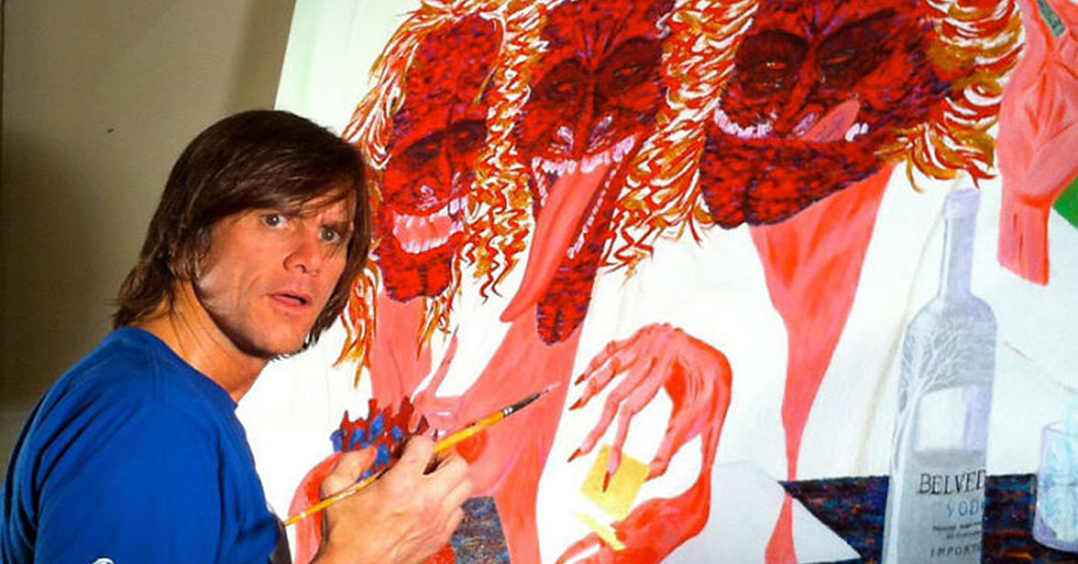 24 Celebrities Who Are Secretly Amazing Artists